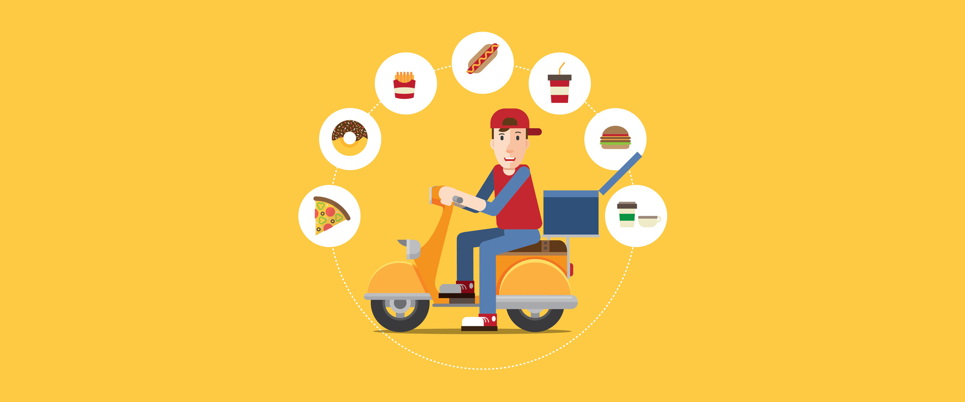 delivery menu and ta